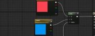 Unreal Engine 4游戏引擎视频教学之动态材质效果