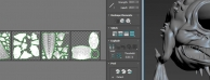 UDIMs – Substance Painter & 3dsMax 2017 Multi tile 视频教学