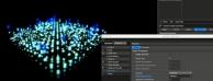 使用CINEMA 4D的MOGRAPH SHADER EFFECTOR制作跃动特效
