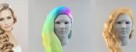 新型的基于人工智慧的头发运算系统