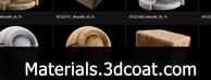 3DCoat现在全面支持Quixel材质