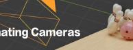如何在blender中做摄像机动画