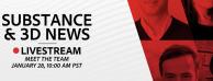 Adobe Substance发布会,公布将照片转换成Substance的AI技术