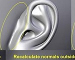 0036_Modeling_Ears_In_3D_Banner