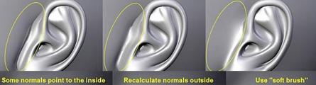 0036_Modeling_Ears_In_3D_Banner