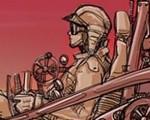 ABOUTCG,CG共和国,蒸汽朋克,概念设计,插画流程