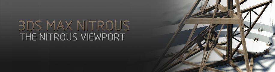ABOUTCG,CG共和国,3ds max,Nitrous