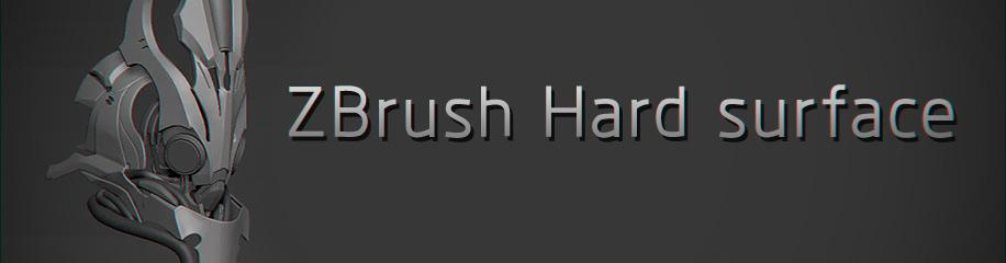 ABOUTCG,CG共和国,ZBrush,硬表面,雕刻