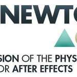 Aftrer Effects Newton 2 动力学效果制作教学