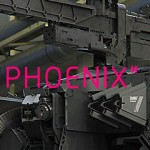 """BLACK PHOENIX"" PROJECT作品收集"