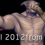 Showreel 2012from Tom Ferstl 强大的作品演示
