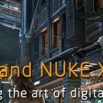 NUKE的高级数字电影合成艺术展,第一部分