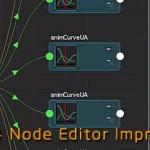 maya2014新功能:节点编辑器的改进