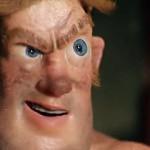 非常幽默搞笑的擂台对垒广告CG短片