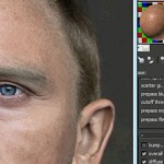 Vray 皮肤渲染渲染照片级别写实007人物肖像教学