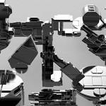 机械模型元素素材集-可用于自定义组装机械造型