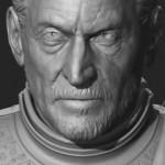 zbrush超酷角色雕刻过程视频演示2