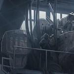 ZBrush和Keyshot制作战斗机甲场景视频教程