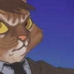 使用photoshop绘制绅士猫的视频教学