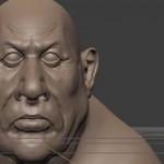 45分钟 mudbox 角色雕刻视频教学