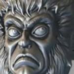 mudbox 金刚狼卡通角色雕刻视频教学