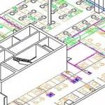 BIM 软件入门教学 05 Revit 2014 族和CAD导入