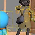 3D版《多拉A梦》动画电影制作镜头解析