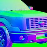 使用vray for maya 渲染Nuke Comp Relighting通道
