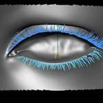 在maya中制作睫毛和眉毛的教程特辑