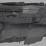 游戏《无畏战舰》的宣传CG动画短片的制作分解