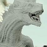 权力的游戏 最新关于龙的特效镜头制作分解