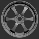zBrush 4r7 zmodeler建模案例教学 Modeling a Car Rim