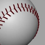 maya建模技巧教程 制作一个垒球