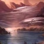 暴雪娱乐出品的场景概念设计—遗失世界