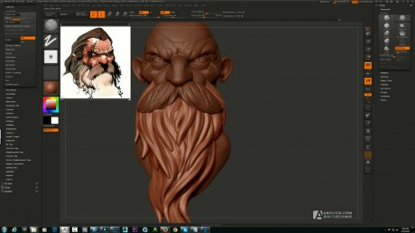 Dwarf Sculpt.mp4_20150606_215322.099
