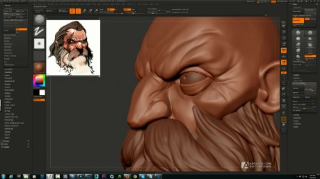 Dwarf Sculpt.mp4_20150606_215335.156