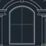 Revit Architecture 2016欧洲古典风格建筑建模视频教学 Part_2