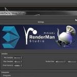 renderman渲染器发布for 3ds max版本演示第一部分