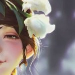 White Roses数字插画绘制视频教学