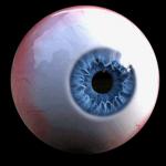 Zbrush雕刻真实的眼球视频教学