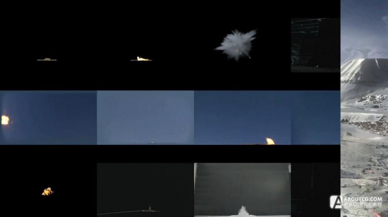PS4的星球大战广告短片和特效镜头制作解析''