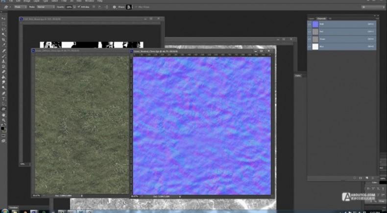 使用world machine创建虚幻4(unreal engine4)高仿真地形_3