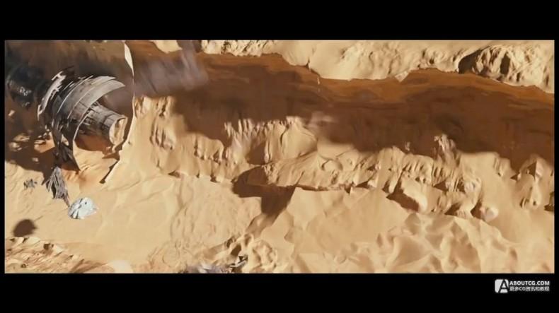 星球大战-原力觉醒电影特效制作解析