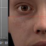 使用arnold render for CINEMA 4D渲染写实的人物皮肤教程