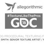 GDC 2016 Naughty Dog Procedural Texturing Fundamentals