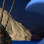 迪士尼动画电影《莫阿娜》特效制作演示
