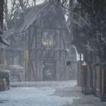 Unreal Engine 4中世纪村庄搭建过程演示