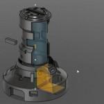 使用fusion360完成复杂的机械模型制作