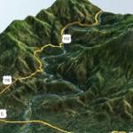 使用地图数据和高度数据创建地形设计