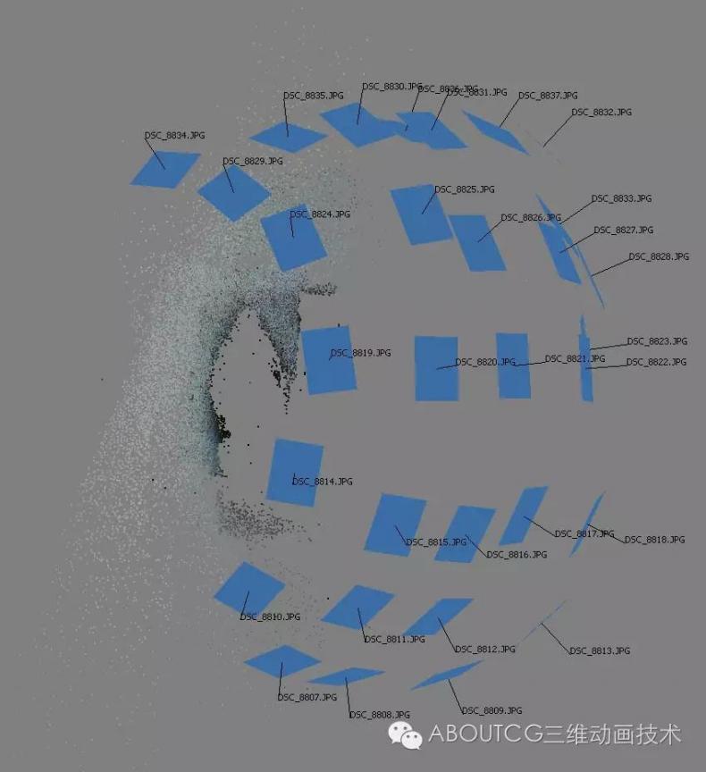 026_ABOUTCG微资讯第二十六期:场景模型与贴图制作的革命,基于拍摄的3d扫描技术3145